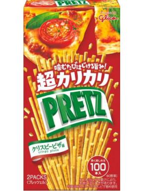Pretzels sabor Crunchy Pizza