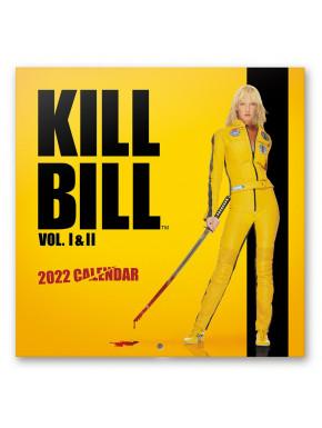 Calendario Kill Bill 2022