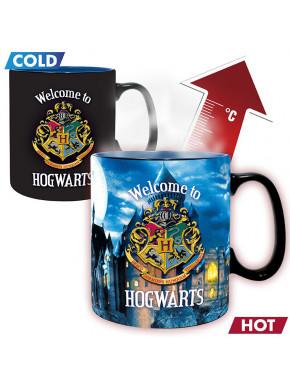 HARRY POTTER - Mug Heat Change - 460 ml - Letter - with box  x2
