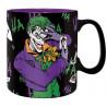 Taza Grande Joker DC Comics