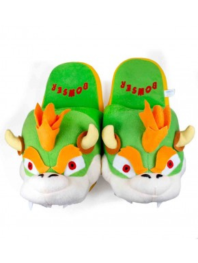 Super Mario zapatillas Bowser