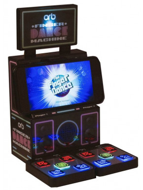 Mini Máquina de Baile Retrogaming