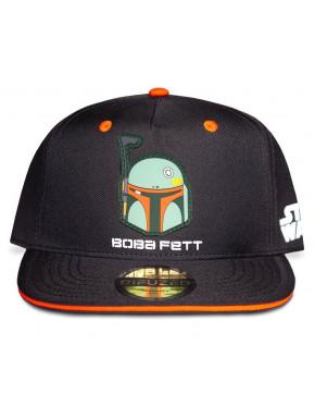 Gorra Boba Fett Star Wars