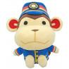 Peluche Estasio Animal Crossing 20 cm