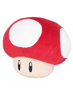 NINTENDO - Mario Bros Plush 15cm Red Mushroom