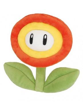 Peluche Flor de Fuego Super Mario