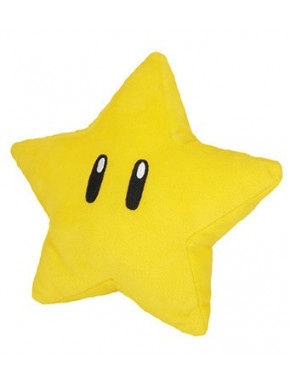 Peluche Estrella Super Mario