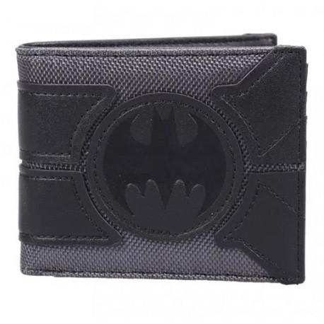 Cartera Logo Batman Negra