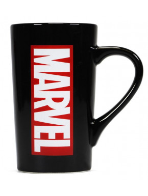 Taza Marvel Logo