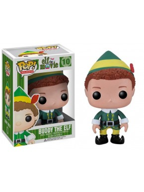 Elf Funko Pop Buddy