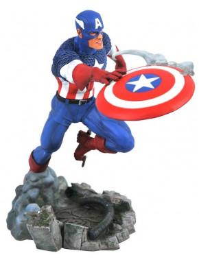 Estatua Capitán América 25 cm