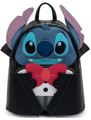 Disney by Loungefly Mochila Vampire Stitch Bow Tie
