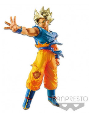 Dragonball Z Blood of Saiyans Estatua PVC Super Saiyan Son Goku 20 cm