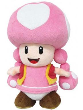 Peluche Toadette Super Mario