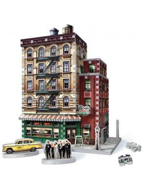 Puzzle 3D Friends Central Perk