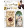 Set imanes Mapa y Sra. Gorda Harry Potter