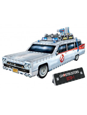 Puzzle 3D Ghostbusters ECTO-1