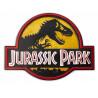 Logo Metálico Jurassic Park