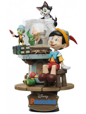 Figura D-Stage Pinocho 16 cm