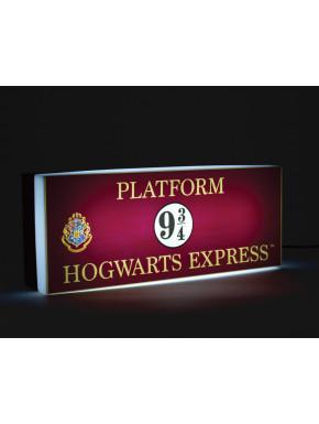 Lámpara logo Harry Potter Andén 9 3/4