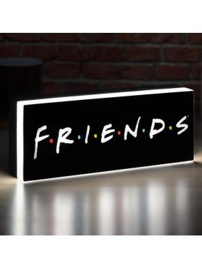 Lámpara Friends logo