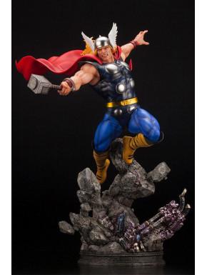 Marvel Avengers Fine Art Estatua 1/6 Thor 44 cm