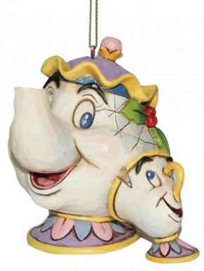EN - Adorno navideño Disney Chip y Potts