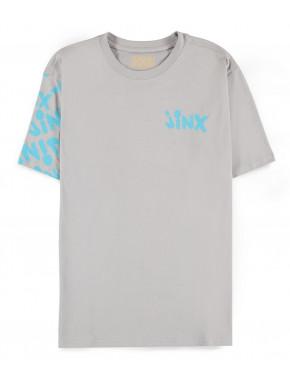 Camiseta Jinx League Of Legends