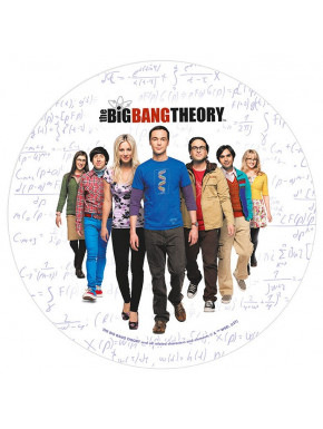 Alfombrilla Flexible The Big Bang Theory