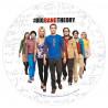 Alfombrilla Flexible The Big Bang Theory Personajes