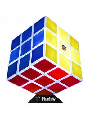 Lámpara cubo Rubik