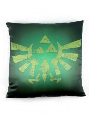 Zelda cojín trifuerza