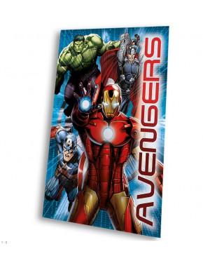 Los Vengadores Manta Polar Iron Man