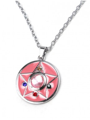 Sailor Moon colgante Crystal Star