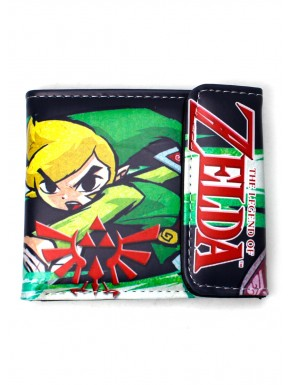 Zelda cartera mini Link