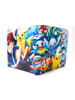Pokemon cartera pokemons
