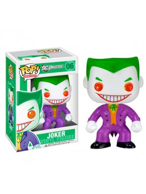 Funko Pop Joker DC comics