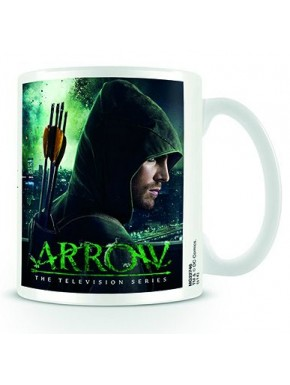 Taza Arrow Tv