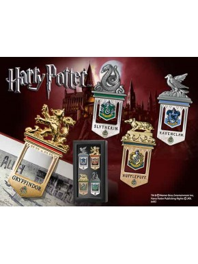 Set marcapáginas deluxe Harry Potter