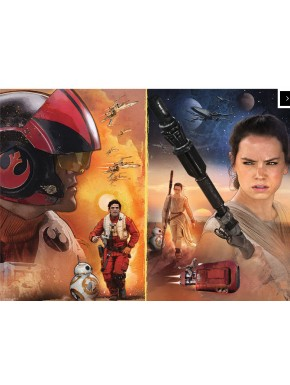 Star Wars Puzzle Episodio VII XXL