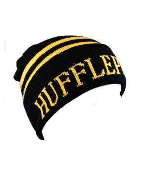 Harry Potter gorro Hufflepuff