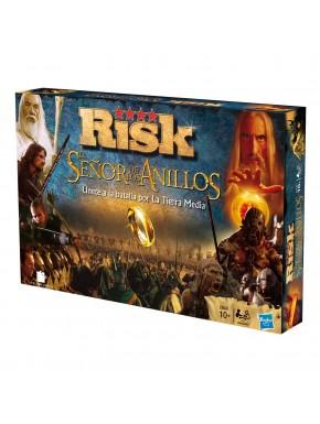 El Señor de los Anillos Juego Risk