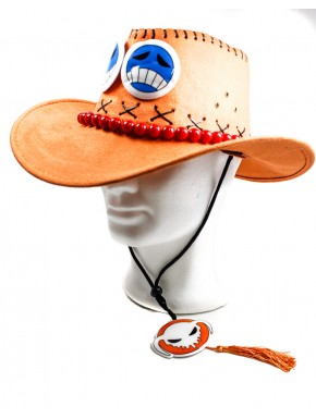 One Piece Sombrero Portgas D. Ace cosplay
