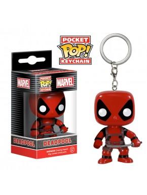 Llavero mini Funko POP! Deadpool Marvel