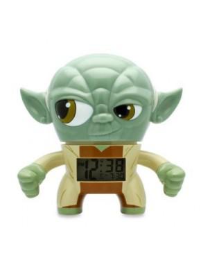 Depertador con luz Star Wars Yoda