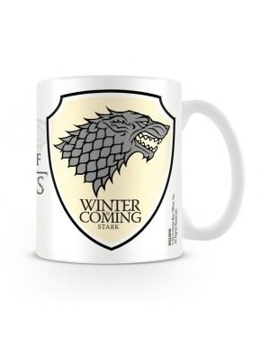 Juego de Tronos taza Stark