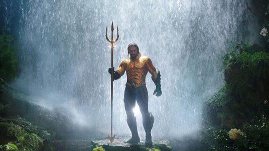 Aquaman quiere dejar de ser idiota