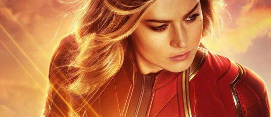 El 'Special Look' de la Capitana Marvel