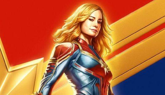 Un troleo para la Capitana Marvel