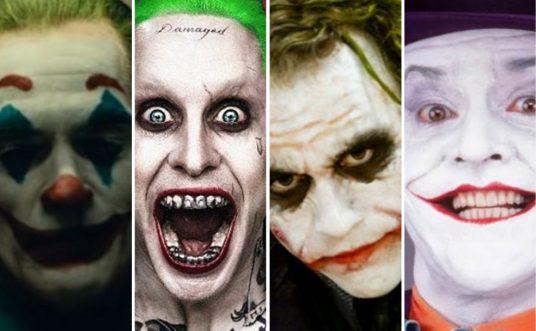 Joker, Joker, Joker, Joker